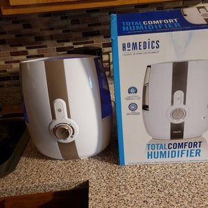 Homedics Total Comfort Humidifier